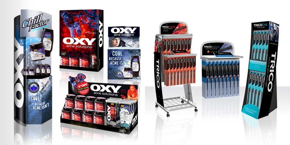 In Store Product Displays And Merchandisers Tim